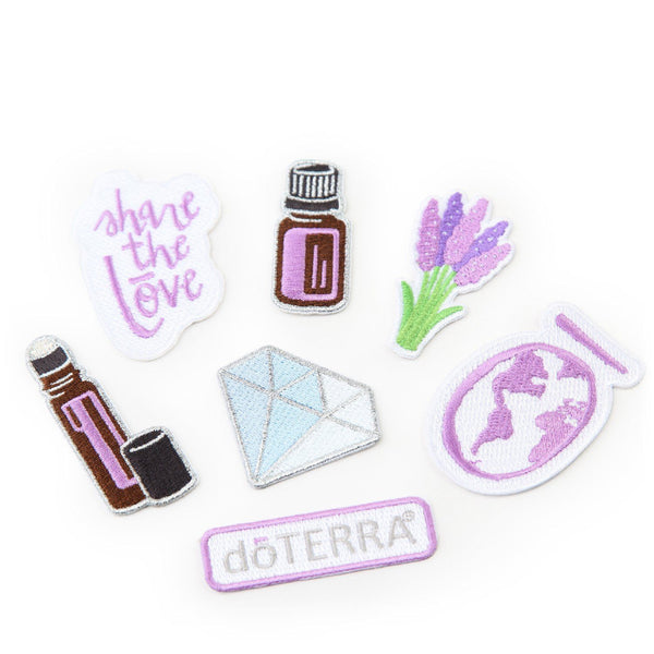 dōTERRA Patch Collection