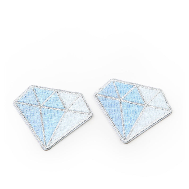 dōTERRA Patch Collection Swag eos - Easy Oil Solutions Diamond Patch (Pack of 2)