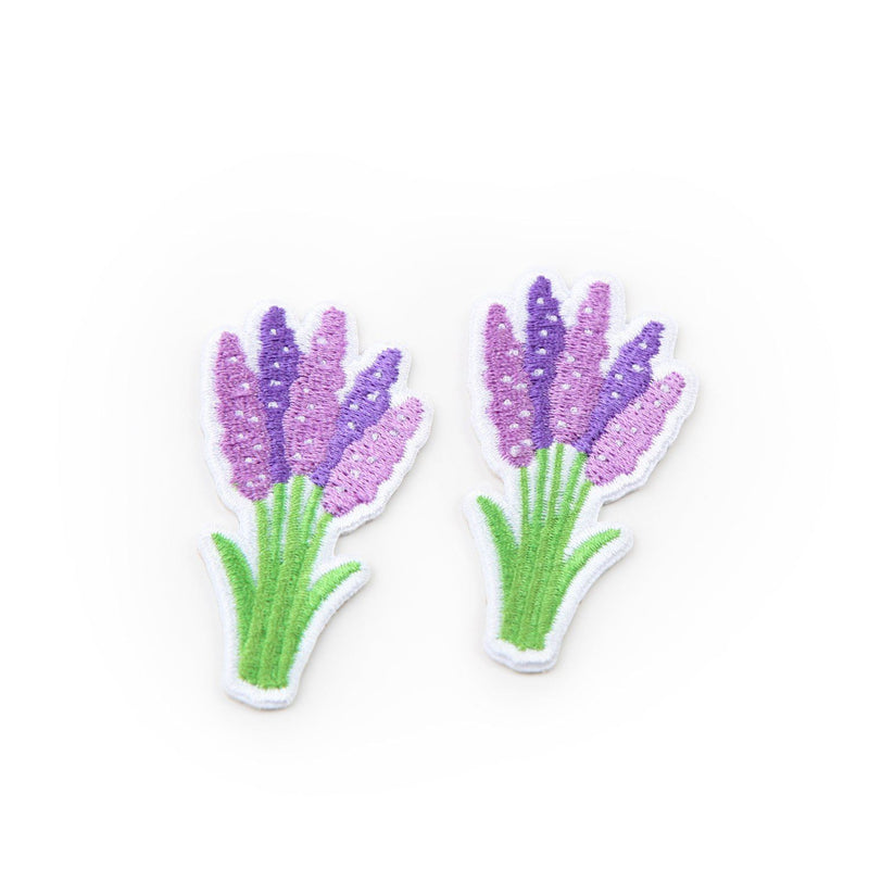 dōTERRA Patch Collection Swag eos - Easy Oil Solutions Lavender Patch (Pack of 2)