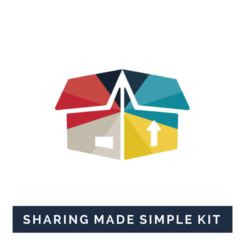 Sharing Made Simple Kit  Sharing Made Simple Program - eos - Easy Oil Solutions - doterra - essential oils