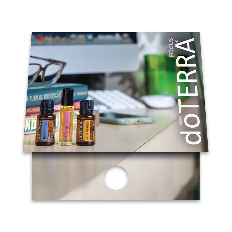 ~~ Sample Cards (Pack of 10) - Kit ADD-ON OPTIONS_HIDDEN_PRODUCT eos - Easy Oil Solutions - eos - Easy Oil Solutions - doterra - essential oils