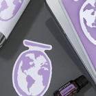 EOS Stickers Accessories eos - Easy Oil Solutions - eos - Easy Oil Solutions - doterra - essential oils