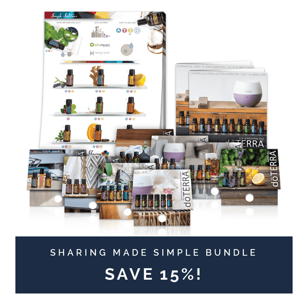 Sharing Made Simple Bundle Kits Sharing Made Simple - eos - Easy Oil Solutions - doterra - essential oils