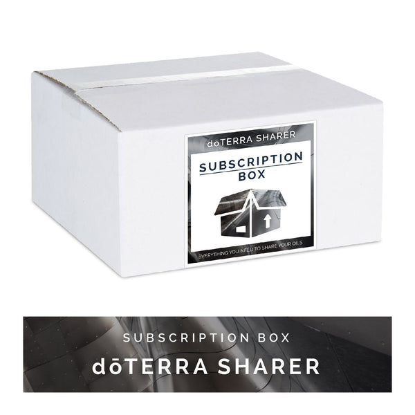"""dōTERRA Sharer"" Subscription Box"