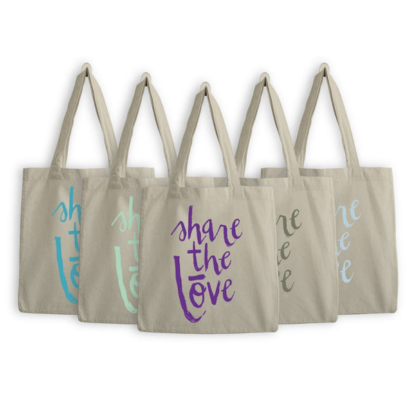 EOS Share the Lōve Totes