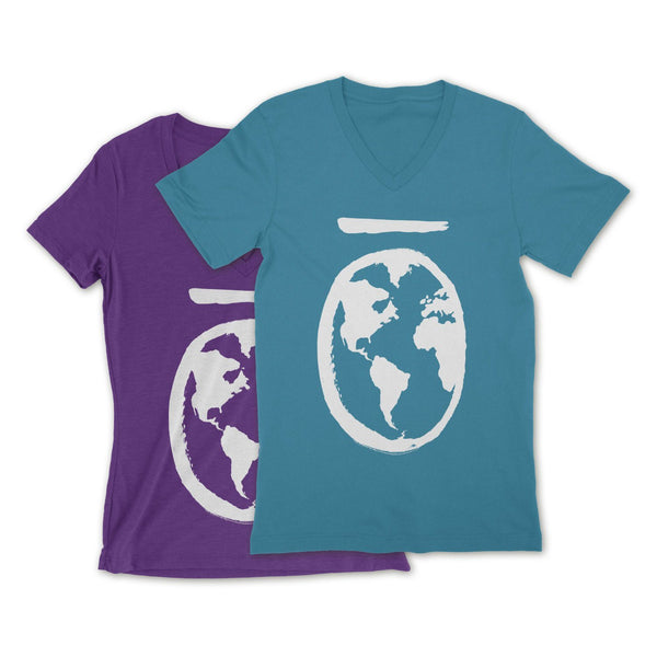 EOS Wōrld T-Shirts Apparel Hand-Designed by Hommestead - eos - Easy Oil Solutions - doterra - essential oils