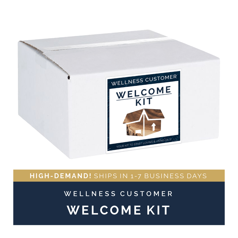 Wellness Customer Kit Kits eos - Easy Oil Solutions - eos - Easy Oil Solutions - doterra - essential oils