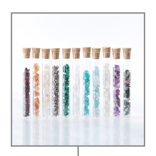 The Bulk Crystal Collection Accessories Whimsy Wellness - eos - Easy Oil Solutions - doterra - essential oils