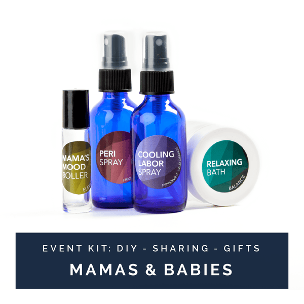 Mamas & Babies | Event Kit Kits eos.life - eos - Easy Oil Solutions - doterra - essential oils