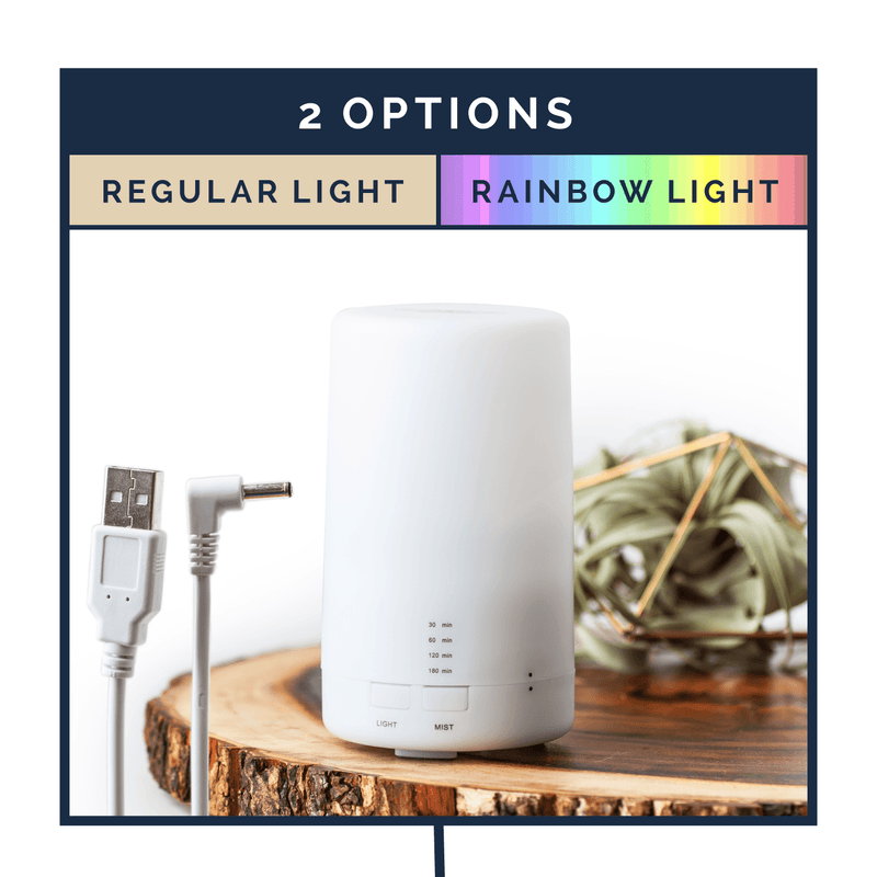 USB Diffuser Diffusers eos.life - eos - Easy Oil Solutions - doterra - essential oils