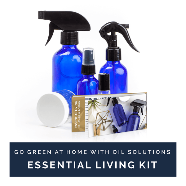 Essential Living Kit Kits eos.life - eos - Easy Oil Solutions - doterra - essential oils