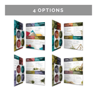 Single Theme Pack | DIY Cards with Labels (Individual Packs of 5 Cards & Labels - 20 Recipes) Tools Sharing Made Simple - eos - Easy Oil Solutions - doterra - essential oils