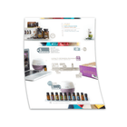 Simple Solutions Tear Pad (Pack of 50 Handouts) Tools Sharing Made Simple - eos - Easy Oil Solutions - doterra - essential oils