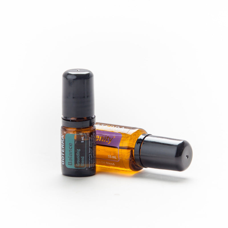 5 mL / 15 mL dōTERRA Roller Top (Pack of 5) Container Add-Ons eos - Easy Oil Solutions