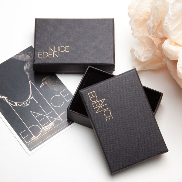 alice eden jewellery packaging