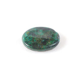 Chrysocolla Green Oval Gemstone for Bespoke Ring