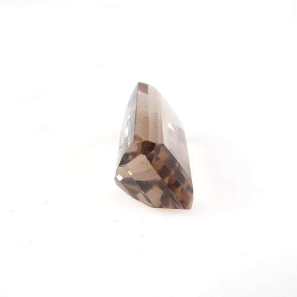 Smoky Quartz Baguette Gemstone
