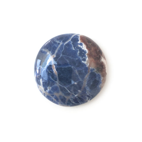 Sodalite Large Round Gemstone for Bespoke Ring