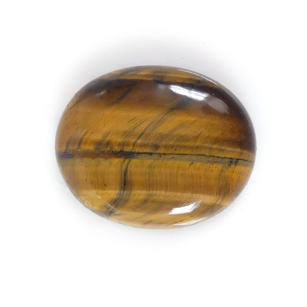 tigers eye gemstone oval - for handmade gemstone rings in gold and silver