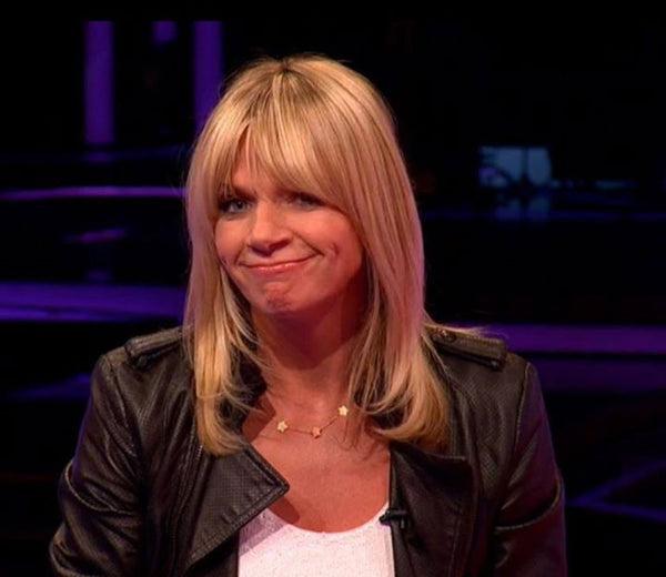 zoe ball strictly come dancing gold star necklace alice eden jewellery jewelry