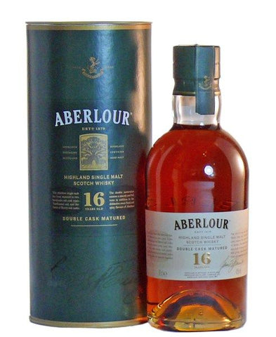 Aberlour16 year old whisky