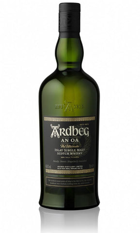 Ardbeg An Oa Islay Scotch Whisky