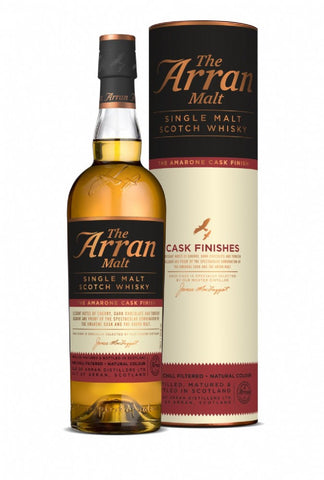 Arran Amarone Cask Finish Scorch Malt Whisky