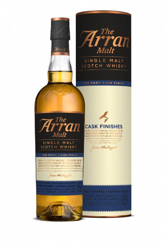 Arran Port Cask Finish Scotch Whisky