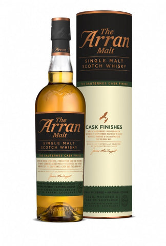 Arran Sauternes Cask Finish Scotch Whisky