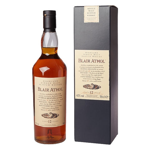 Blair Atholl 12 yo 'Flora and Fauna'