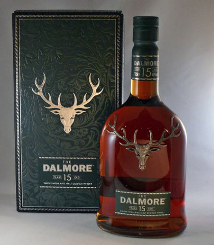 Dalmore 15 year old Highland Scotch Whisky