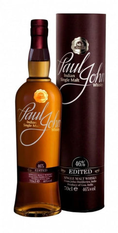 Paul John - Edited. Indian Single Malt Whisky