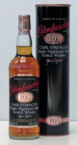 Glenfarclas '105' Scotch Whisky