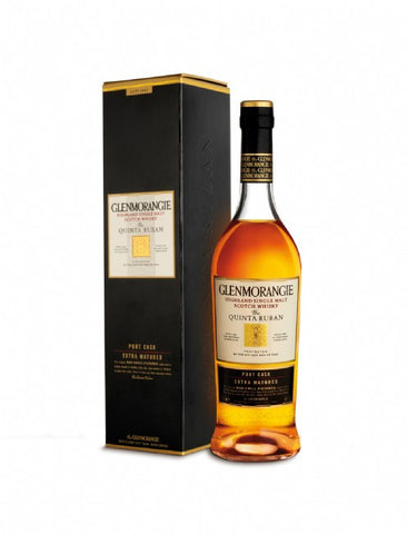 Glenmorangie 12  Quinta Ruban Single Malt Scotch Whisky