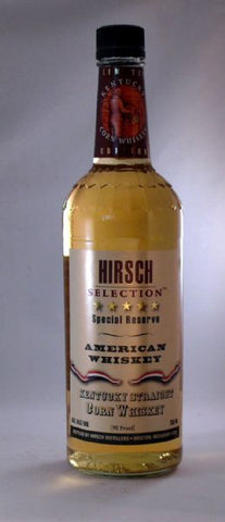 Hirsch small batch Bourbon 46%