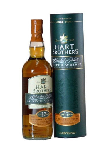Hart Brother's 17 yo Blended Whisky.;SherryFinish