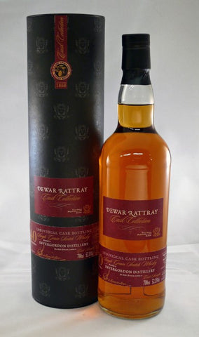 Invergordon 40 yo grain whisky Dewar Rattray