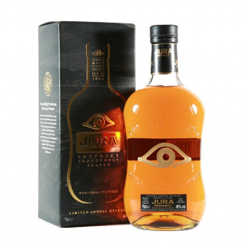 Isle of Jura Prophesy peated Scotch Malt Whisky