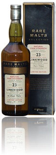 Linkwood 23 yo 'rare malts' 1974