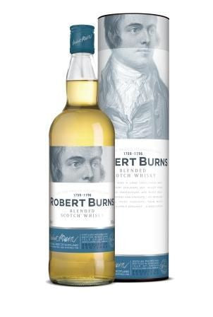 Robert Burns Blended Scotch Whisky from Arran