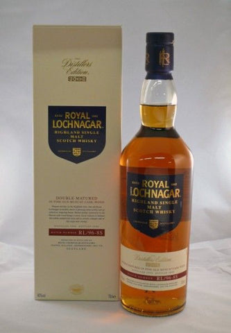 Royal Lochnagar Distiller's Ed Scotch Whisky