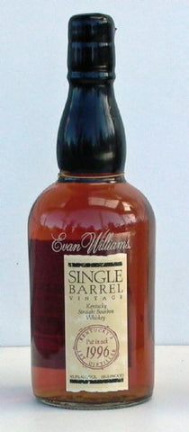 Evan Williams Single Barrell
