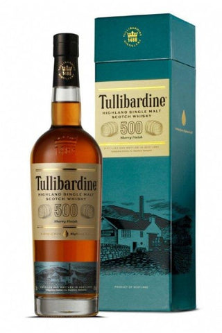 Tullibardine 500 Sherry Finish Highland Scotch Whisky