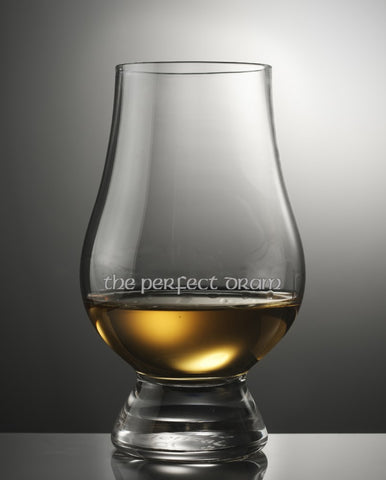 The Perfect Dram - Glencairn Whisky Nosing Glass Twin Pack