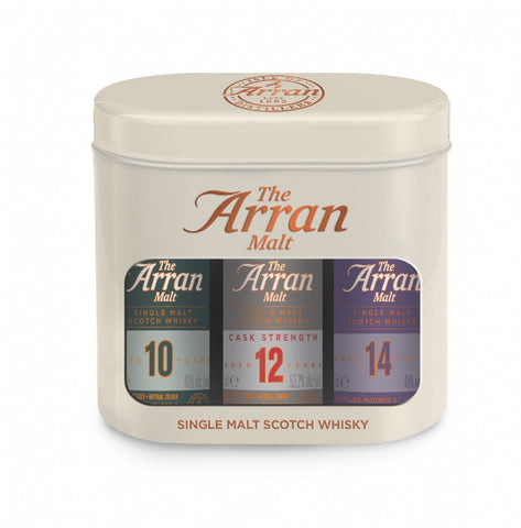 Arran Gift Pack with three miniatures