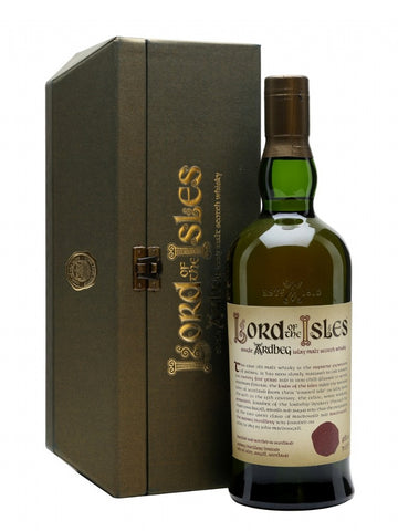 Ardbeg Lord of the Isles collectable
