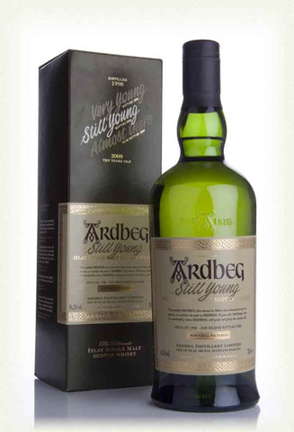 "Ardbeg ""Still Young"""