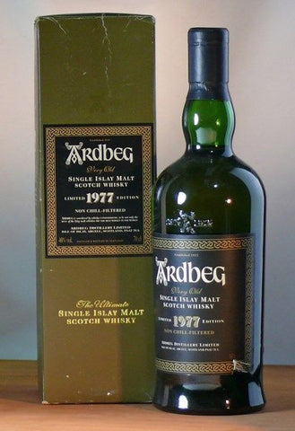 Ardbeg 1977 Scotch Whisky