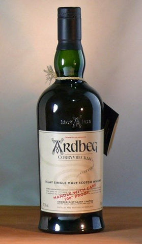"Ardbeg Corryvreckan ""Committee Bottling"" whisky"