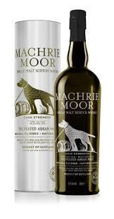 Machrie Moor cask strengh Whisky from the Arran Distillery